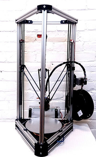 Kossel 2020 (Kit) Folger Tech - 3D printers