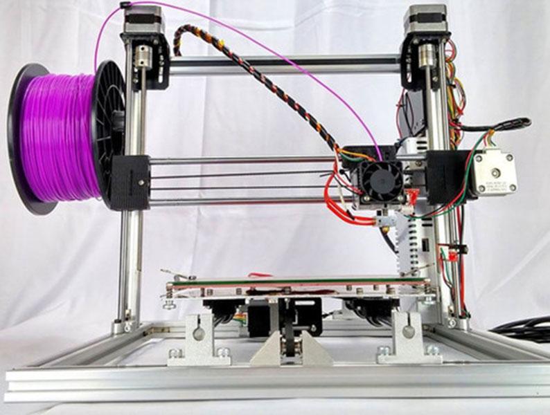 RepRap 2020 Prusa i3 Full Aluminum (Kit) Folger Tech - 3D printers