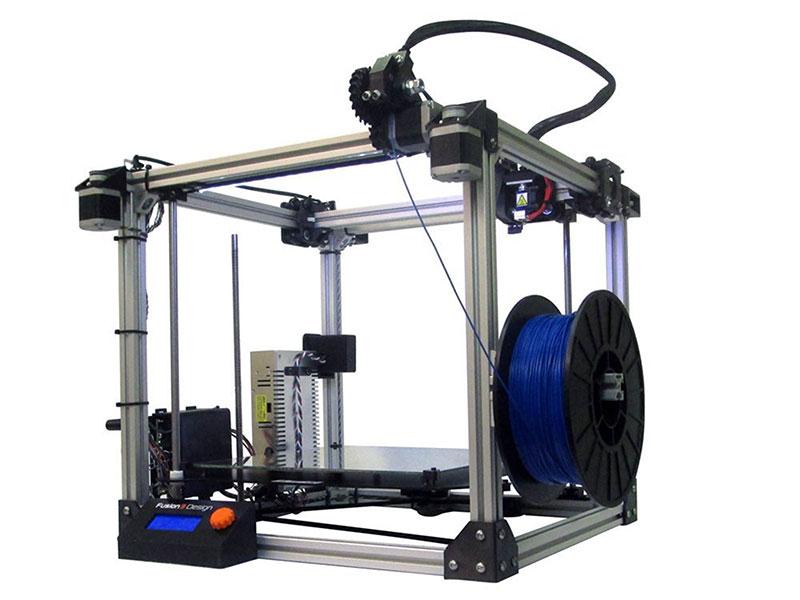 F306 Dual Extruder Fusion3 - 3D printers
