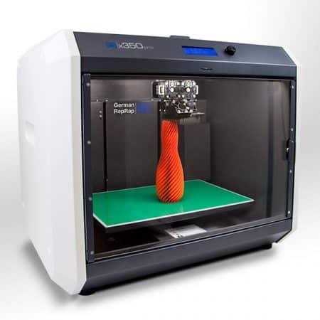 X350pro innovatiQ - 3D printers