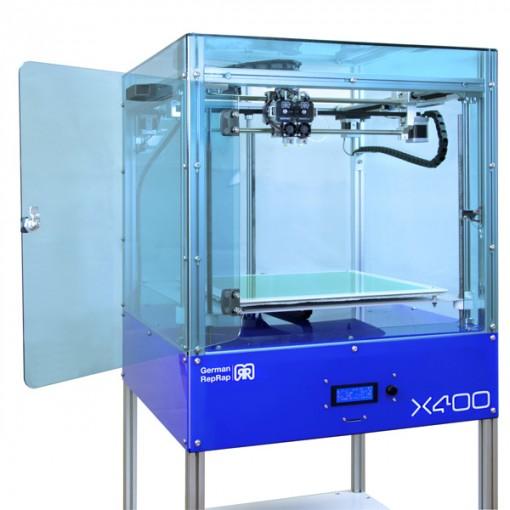 X400 V3 German RepRap - 3D printers
