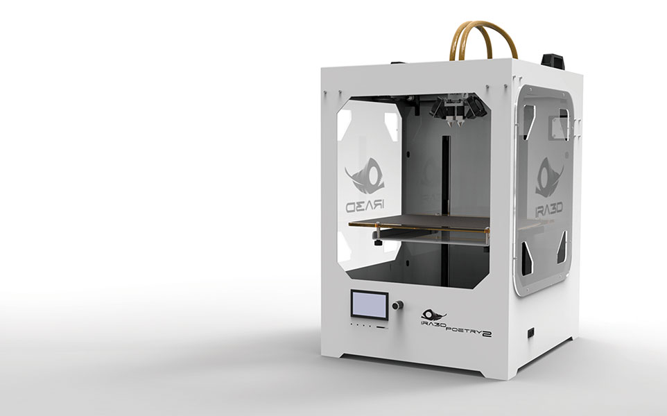 Poetry 2 Dual Extruder