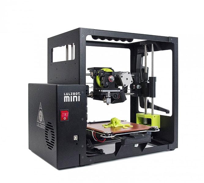 Mini LulzBot  - 3D printers