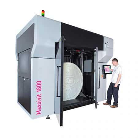 Massivit 1800 MASSIVit 3D - Large format