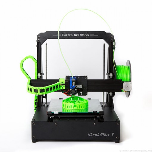 MendelMax 3 (Kit) Maker's Tool Works - 3D printers