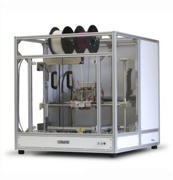 Arburg freeformer 200-3X review - Industrial 3D printer