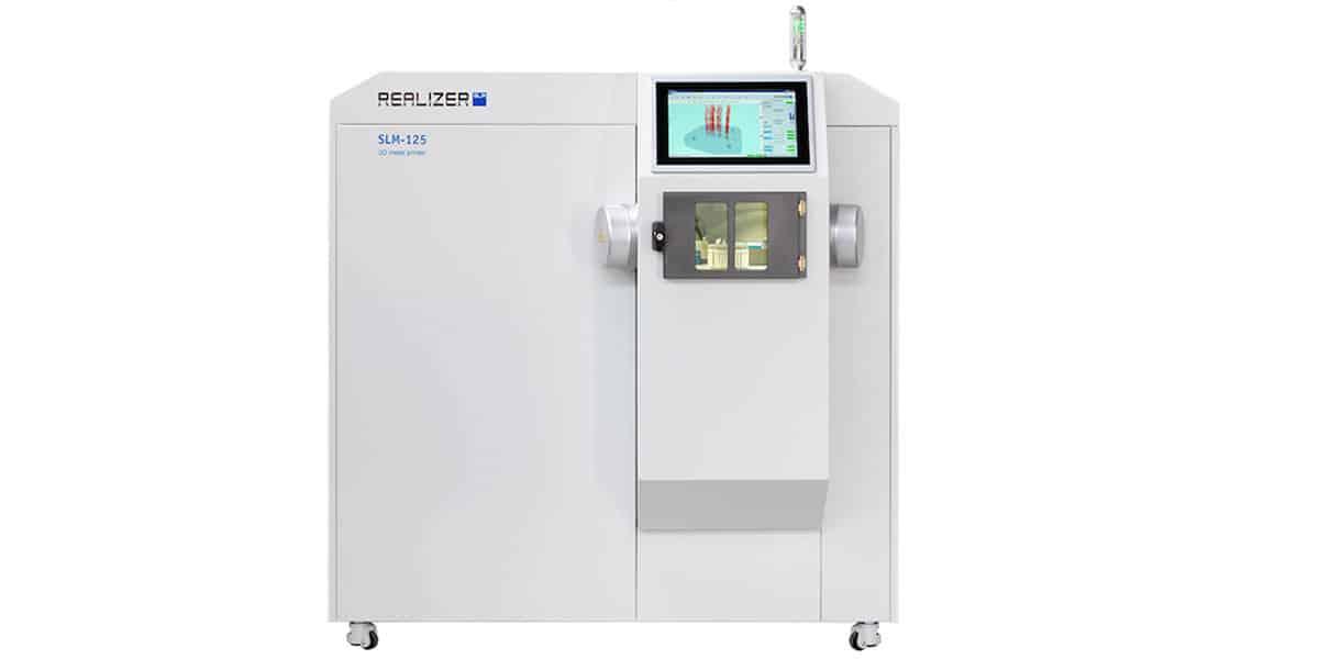 SLM 125 Realizer - 3D printers