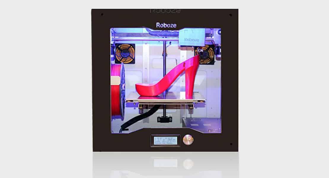 One Roboze - 3D printers