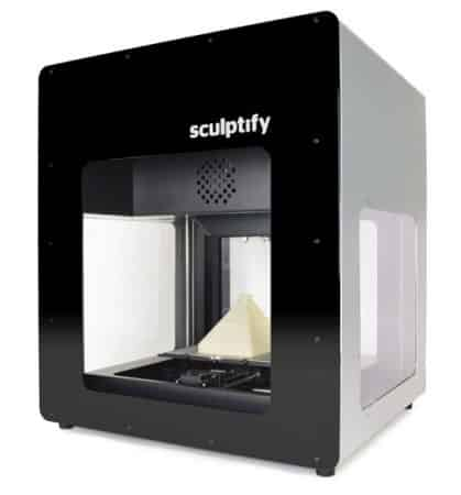 David Sculptify - 3D printers