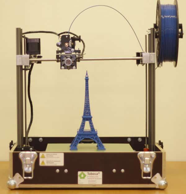 Tobeca 2 Tobeca - 3D printers