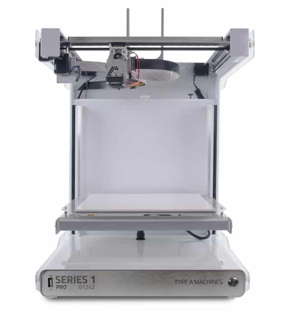 Series 1 Pro Type A Machines - 3D printers
