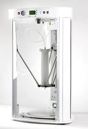 Gaia Multitool Tytan 3D - Ceramic, Hybrid manufacturing, Large format