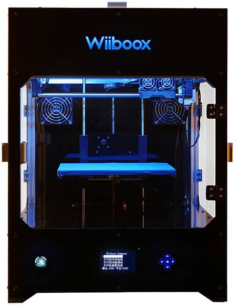 Company Wiiboox - 3D printers