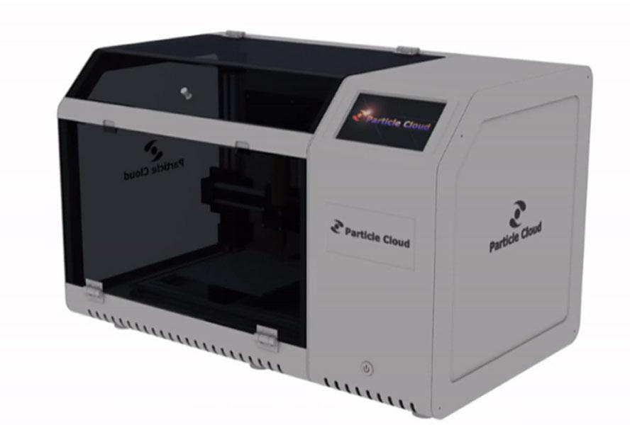 PCPrinter BC100N Xi'an Particle cloud - Bioprinting