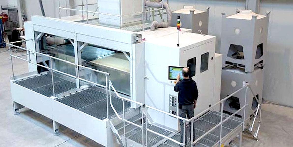 Exerial ExOne - 3D printers