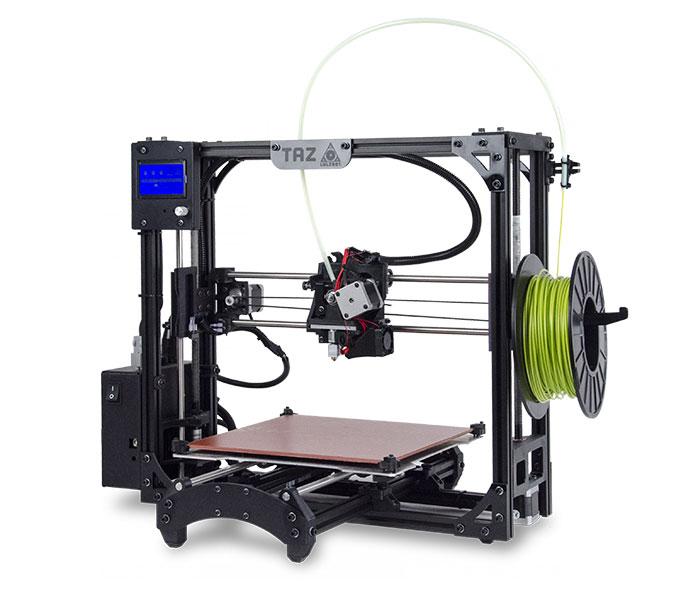TAZ 5 LulzBot  - 3D printers