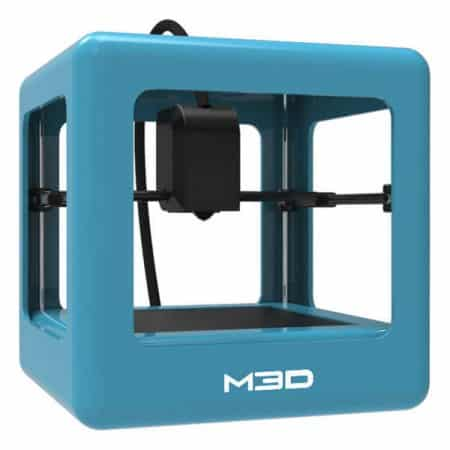 The Micro M3D - 3D printers
