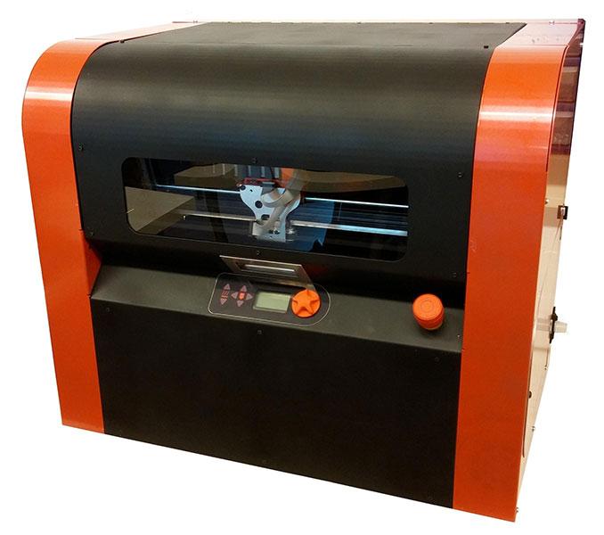 CartesioW MaukCC - 3D printers