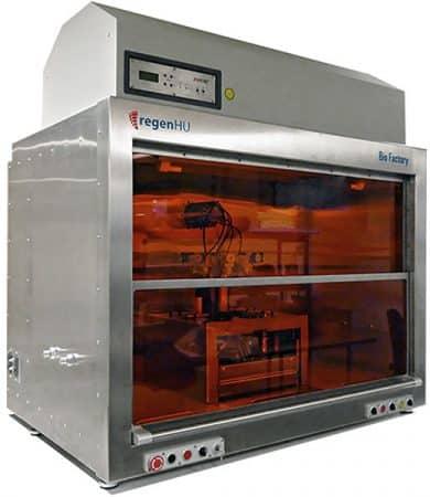 BioFactory RegenHU - Bioprinting