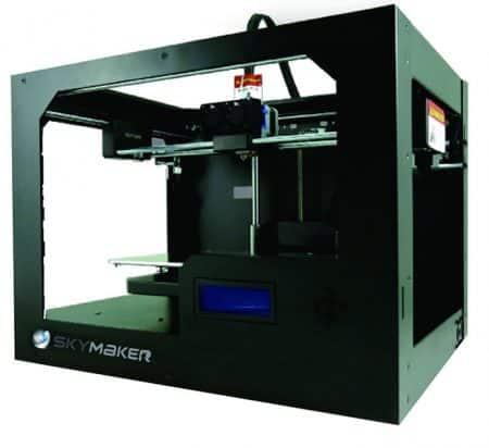 SKY MAKER X2 SKY-TECH - 3D printers