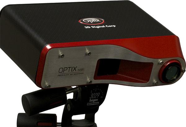 Optix 500 H 3D Digital Corp - 3D scanners