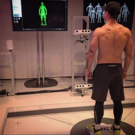 3dMDhand/foot System 3dMD - Body scanning