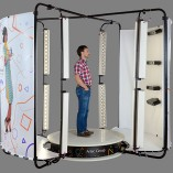 3D scanner Artec Shapify booth man 157x157
