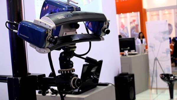 breuckmann stereoSCAN AICON 3D Systems - 3D scanners