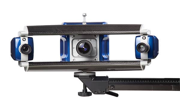 breuckmann stereoSCAN neo AICON 3D Systems - 3D scanners