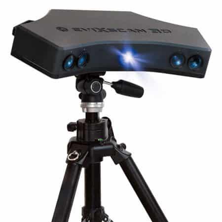 eviXscan 3D Heavy Duty Basic Evatronix - Metrology
