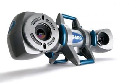 FARO 3D Imager AMP FARO - Metrology