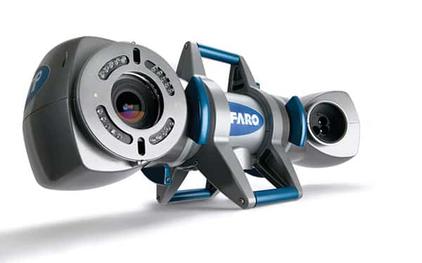 FARO 3D Imager AMP FARO - 3D scanners