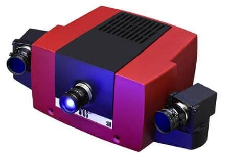 ATOS Compact Scan GOM - Metrology