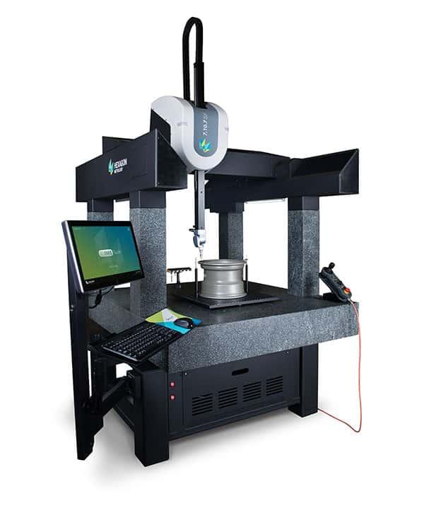 7.10.7 SF Hexagon Metrology - 3D scanners