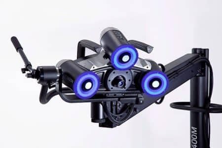 WLS400M Hexagon Metrology - 3D scanners