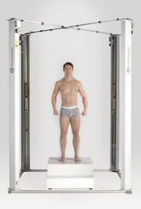 3D scanner Human Solutions Vitus Ahead, front1
