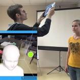 3D scanner Itseez3D Itseez3D, in use 157x157