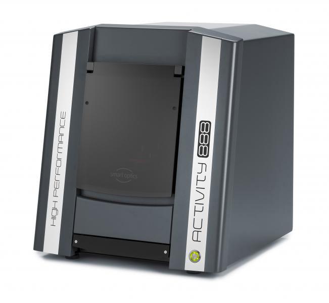 Activity 888 smart optics - 3D scanners