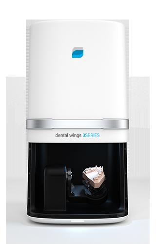 3Series dental wings - 3D scanners