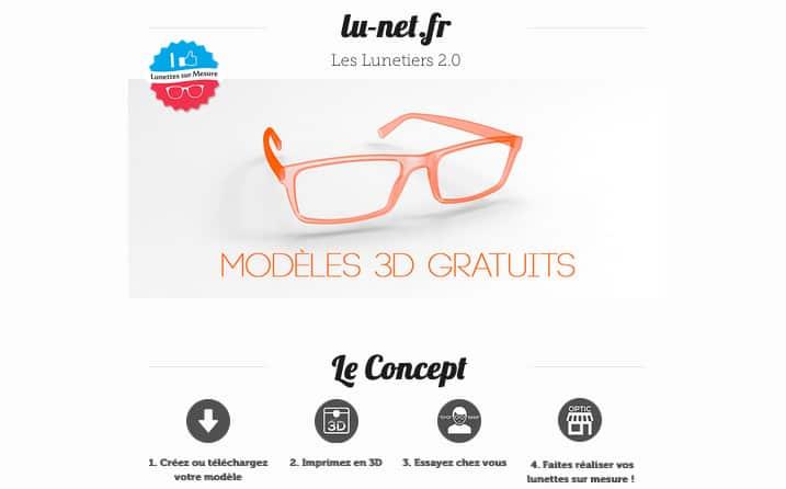 Hub Optique : Lu-net.fr