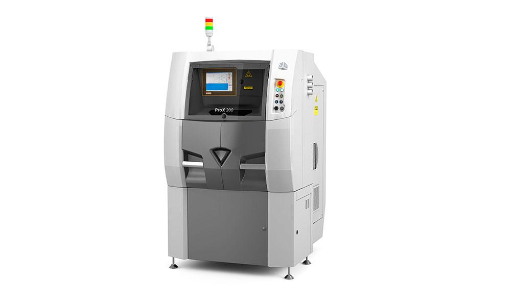 ProX DMP 200 Dental 3D Systems  - 3D printers