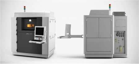 sPro 140 3D Systems  - Large format, SLS - EN