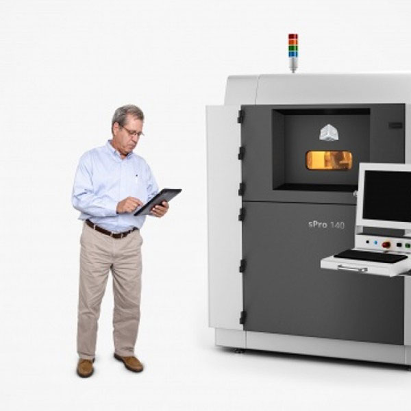 sPro 140 3D Systems  - 3D printers