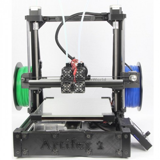 3DMakerWorld Artifex 2 Duo (Kit) 3DMakerWorld - 3D printers