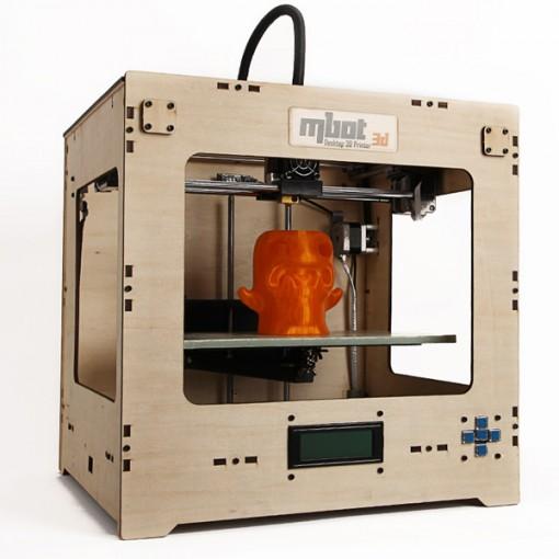 MBot Cube MBot 3D - 3D printers
