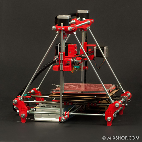 Prusa Mendel (Kit) Mixshop  - 3D printers