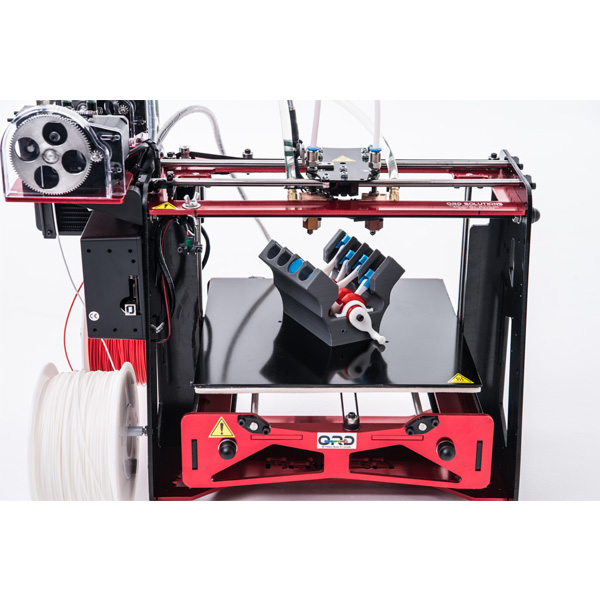 ORD Solutions RoVa3D Dual Extruder Review