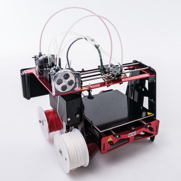 RoVa3D Dual Extruder