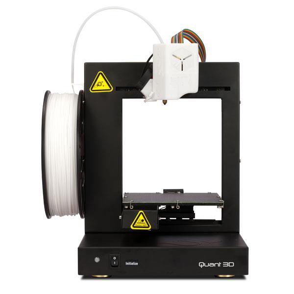 Q200 Compact Desktop 3D Printer