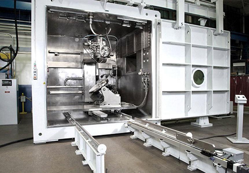 EBAM 300 Series Sciaky - 3D printers